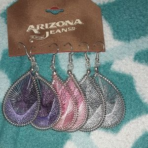 Arizona earrings set